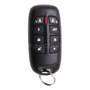 Télécommande 8 boutons RISCO RW132KF2