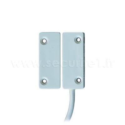 D tecteur d 39 ouverture magn tique elmdene 4s 300 securite 1 for Ouverture de porte claquee