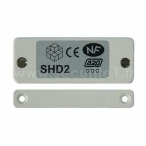 Détecteur ouverture magnétique SHD2