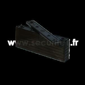 Cale d'espacement RISCO RAX73MSBL00A pour détecteur série RWX73M et RWX73F