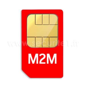 Carte SIM M2M pour alarme avec GSM
