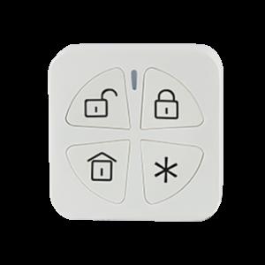 Télécommande 4 boutons RISCO RWX332KF Panda