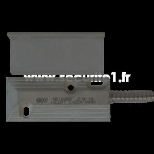 Détecteur filaire sabot de sol GRI NB10260 pour alarme filaire et alarme mixte