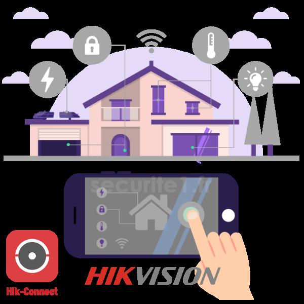 HIK-CONNECT présentation par SECURITE 1