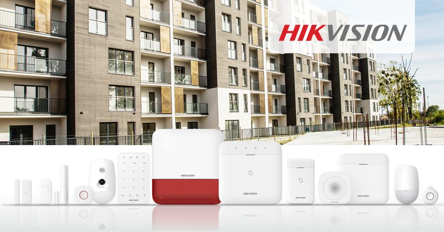 HIKVISION AX-PRO 96 et 64 - présentation de la gamme