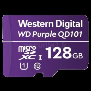 Carte MicroSD WESTERN DIGITAL 128 Gb