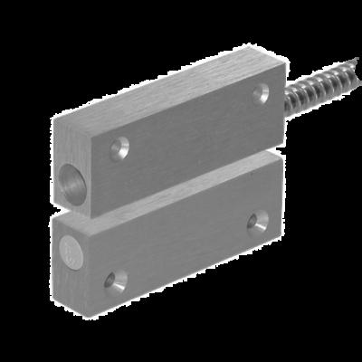 Détecteur filaire aluminium Alarmtech MC240 S45