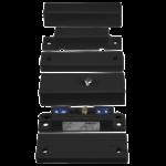 Détecteur filaire Alarmtech MC440 BL coloris noir