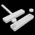 Détecteur filaire Alarmtech MC740 E coloris blanc